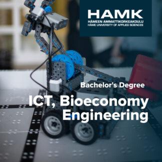 Tuition fee ICT, Bioeconomy Engineering (300300)
