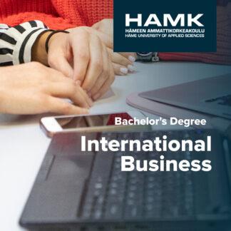 Tuition fee International Business (300100)