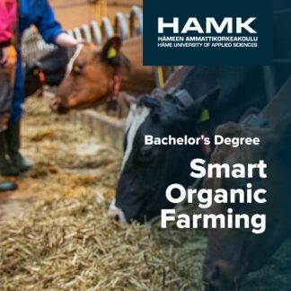 Tuition fee Smart Organic Farming (300700)