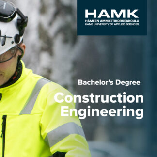 Tuition fee Construction Engineering (300400)