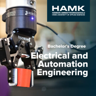 Tuition fee Electrical and Automation Engineering (300000)