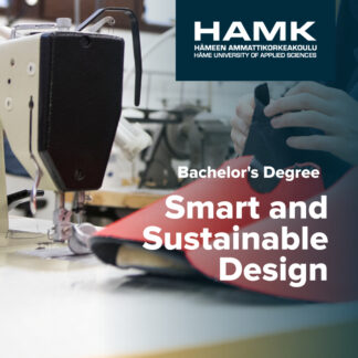 Tuition fee Smart and Sustainable Design (300600)